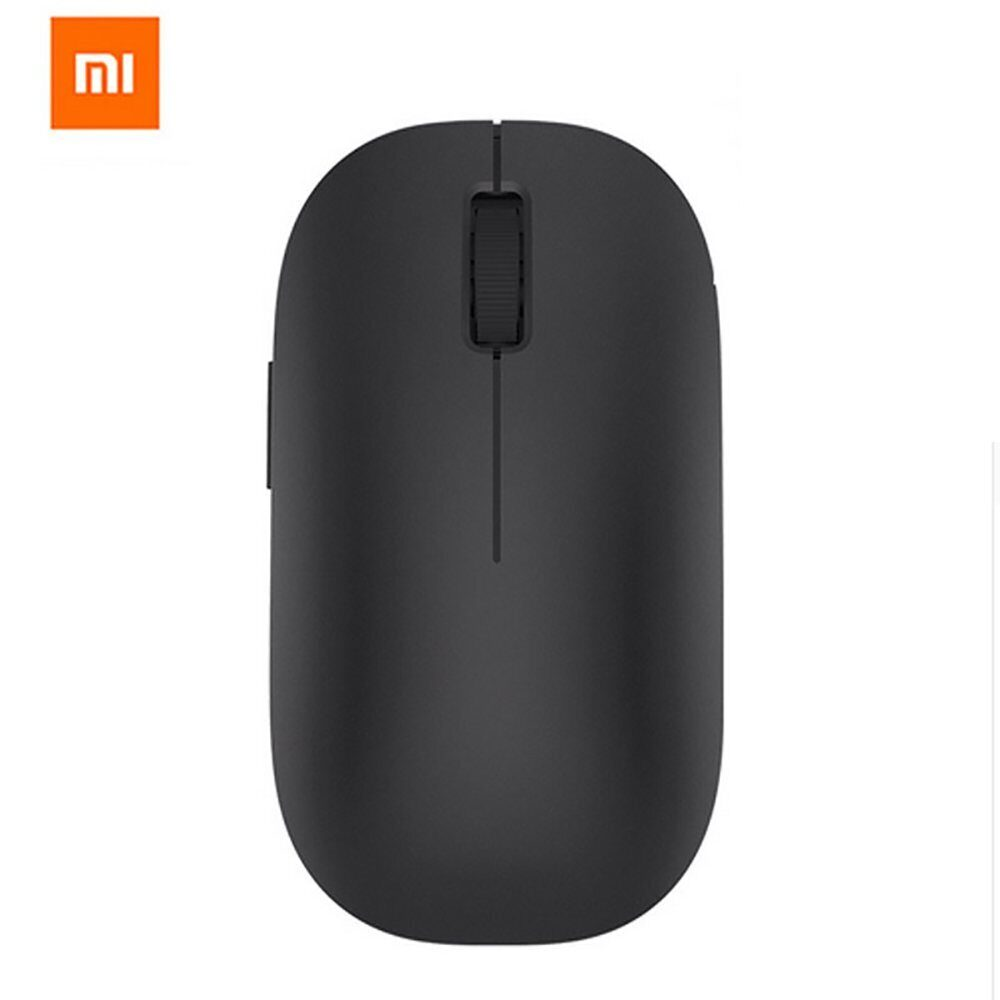 Мышь XIAOMI Mi Wireless Mouse черный WSB01TM USB 4 кн. 1200dpi